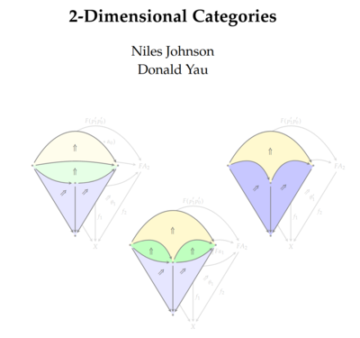 [2-Dimensional Categories cover]